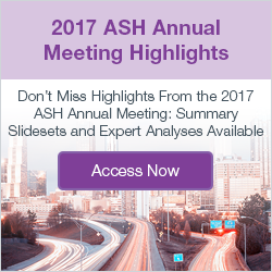 2017 ASH Annual Meeting Highlights