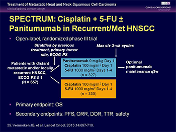 Current and future directions for the treatment of metastatic head and